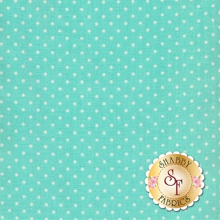 Swiss Dots C670-SCUBA by Riley Blake Designs