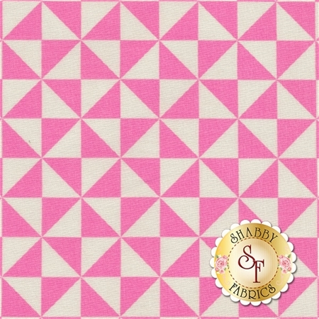 Teddy Bear Picnic C6054-PINK by Riley Blake Designs