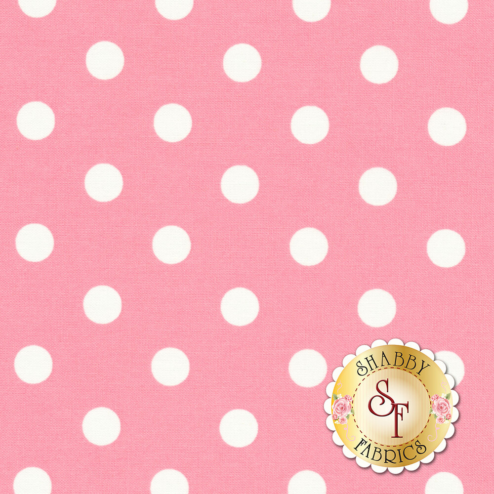 That's It Dot CX2489-BUBB by Michael Miller available at Shabby fabrics