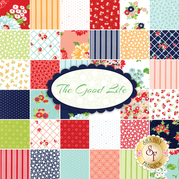 The Good Life  Yardage by Bonnie & Camille for Moda Fabrics