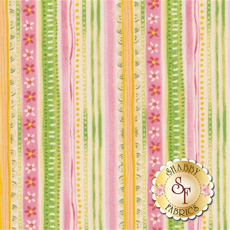 The Promise Of Spring 112.113.04.1 Bunny Hop Pink by Cori Dantini for Blend Fabrics