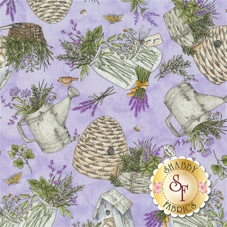 Thyme With Friends 8333-V by Kris Lammers for Maywood Studio