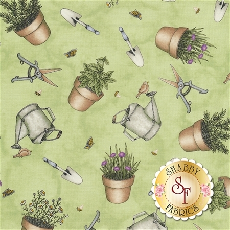 Thyme With Friends 8334-G by Kris Lammers for Maywood Studio