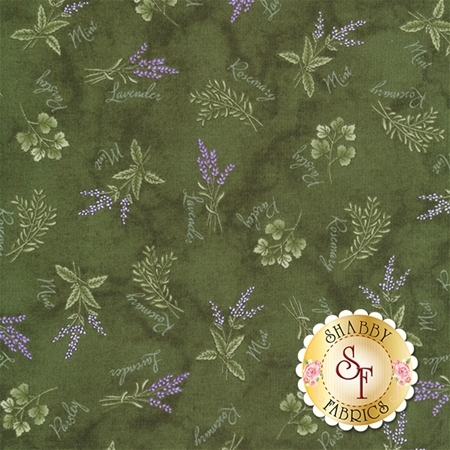 Thyme With Friends 8336-G by Kris Lammers for Maywood Studio