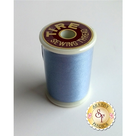 Tire Silk Thread #027 French Blue 50wt 109yds