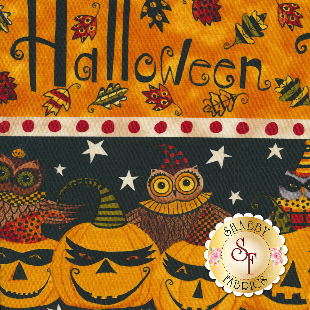 Too Cute To Spook 9110-41 by Blank Quilting Corporation