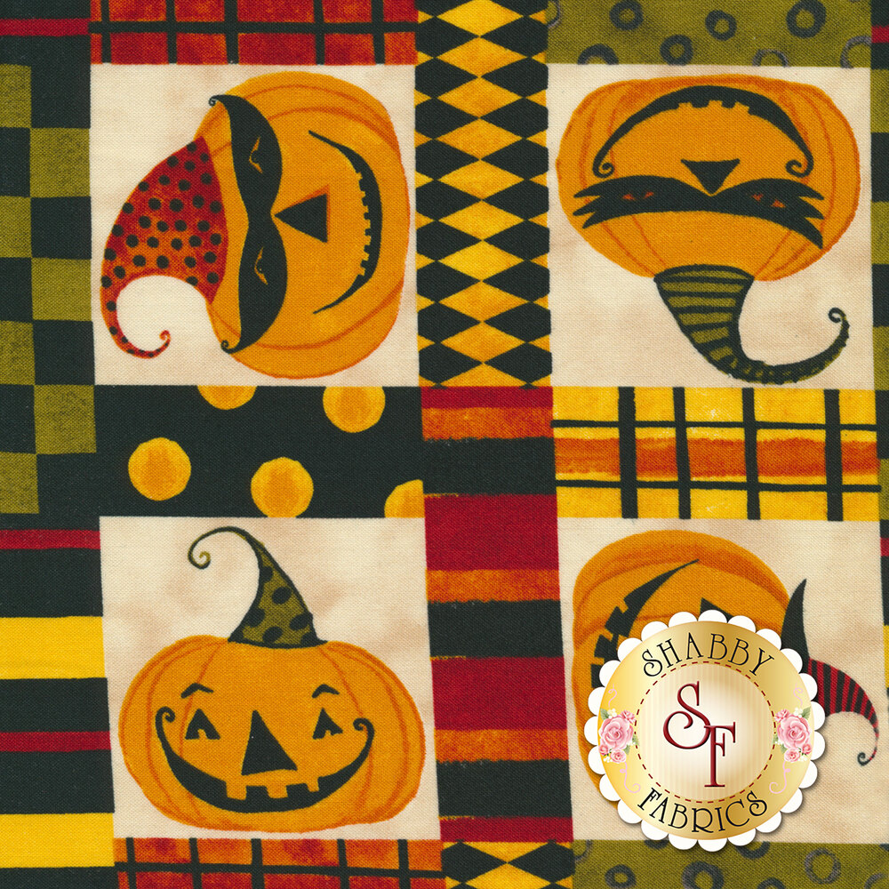 Too Cute To Spook 9114-41 by Blank Quilting Corporation