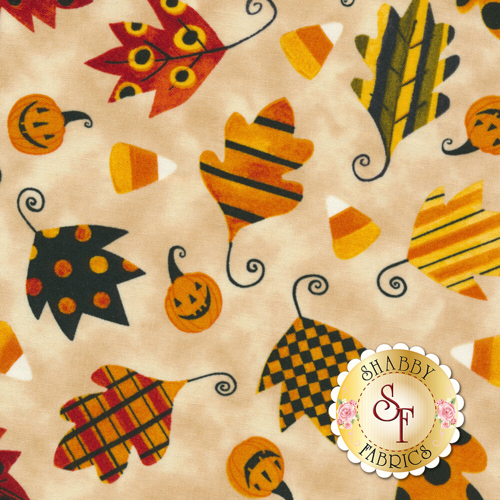 Too Cute To Spook 9115-41 by Blank Quilting Corporation