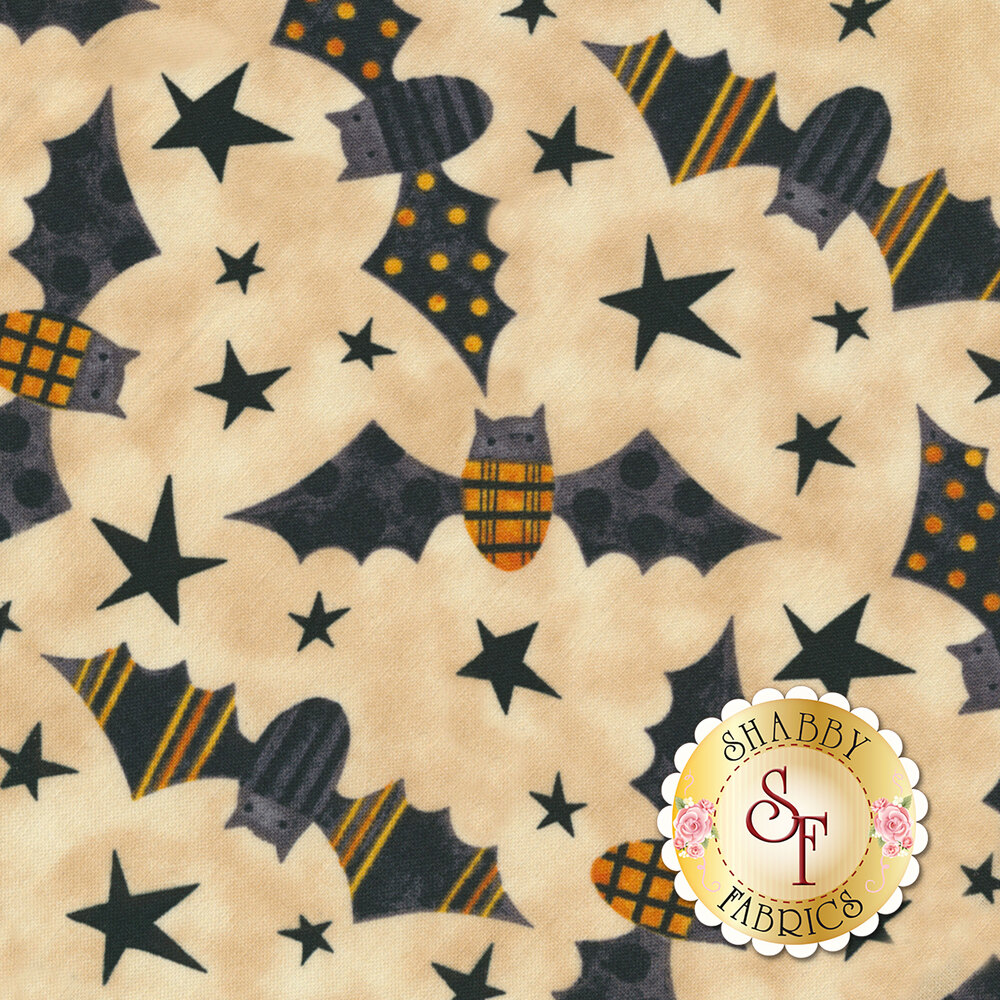 Too Cute To Spook 9117-41 by Blank Quilting Corporation