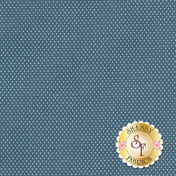 Torrington 3859-55 Milford Dark Blue by Dover Hill Studio for Benartex Fabrics