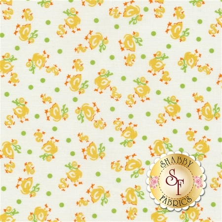 Toy Chest 2 C5611-Yellow by Penny Rose Fabrics