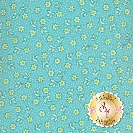 Toy Chest 3 C6761-AQUA by Penny Rose Fabrics