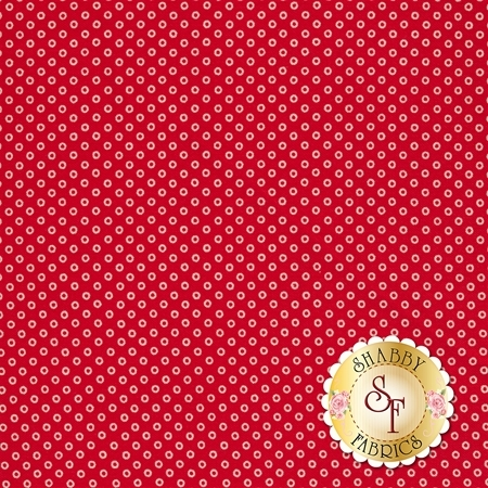 Toy Chest 3 C6763-RED by Penny Rose Fabrics