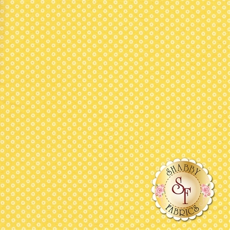Toy Chest 3 C6763-YELLOW by Penny Rose Fabrics