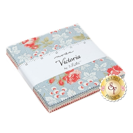 Victoria  Charm Pack by 3 Sisters for Moda Fabrics