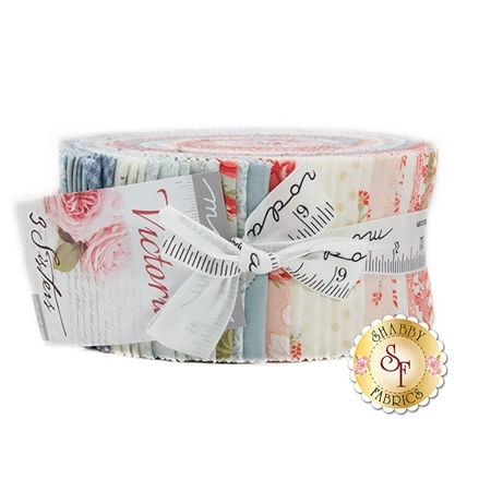 Victoria  Jelly Roll by 3 Sisters for Moda Fabrics