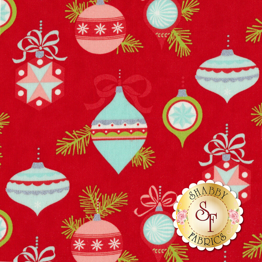 Vintage Holiday 55160-11 by Bonnie & Camille for Moda Fabrics