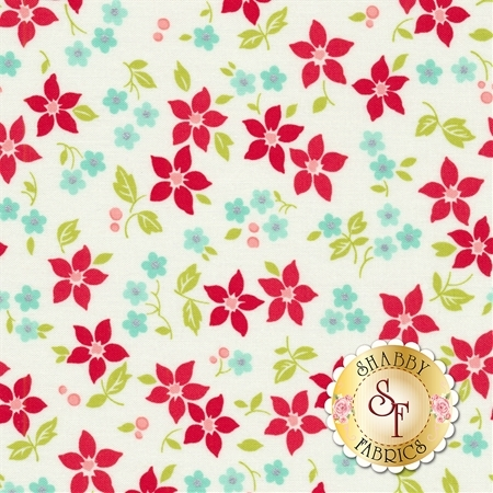 Vintage Holiday 55167-18 by Bonnie & Camille for Moda Fabrics
