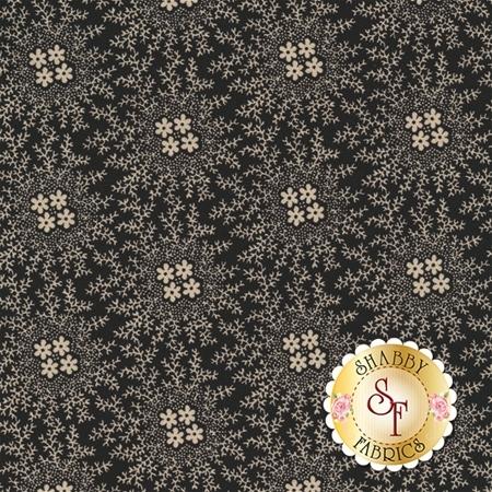 Vintage Onyx 4775-0112 by Faye Burgos For Marcus Fabrics