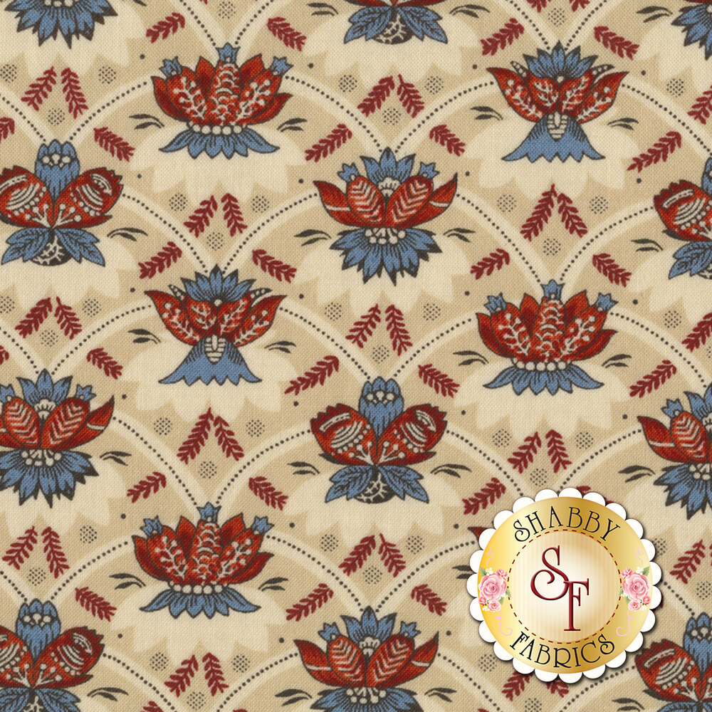 Vive La France 13832-14 by French General for Moda Fabrics available now