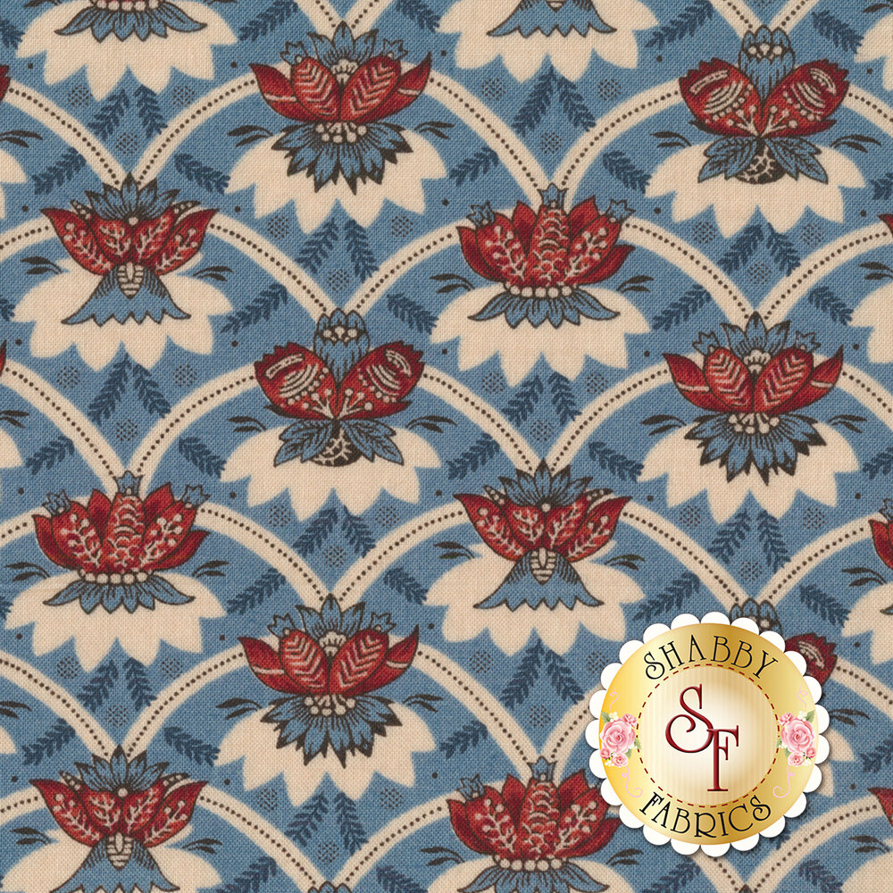 Vive La France 13832-18 by French General for Moda Fabrics available now