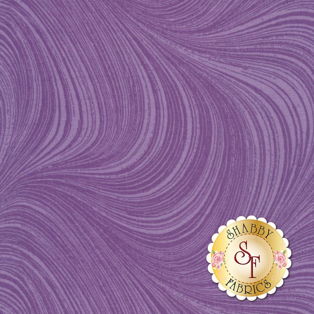Wave Texture 2966-60 Iris by Jackie Robinson by Benartex Fabrics