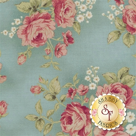 Welcome Home Collection One 8360-Q by Jennifer Bosworth for Maywood Studio Fabrics
