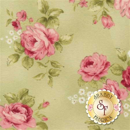 Welcome Home Flannel F8360-G by Jennifer Bosworth for Maywood Studio