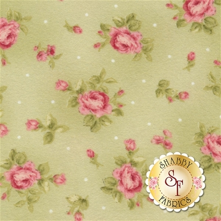 Welcome Home Flannel F8362-G by Jennifer Bosworth for Maywood Studio
