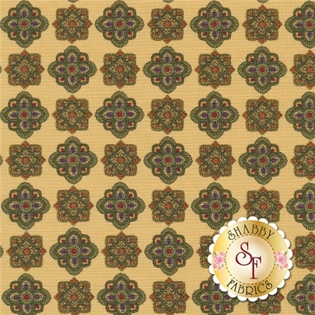 Wharton 39264-1 Camel By Rosemarie Lavin For Windham Fabrics