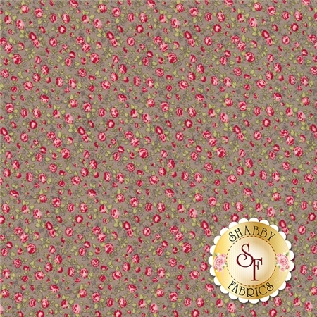 Windermere 18612-20 Cobblestone by Brenda Riddle for Moda Fabrics