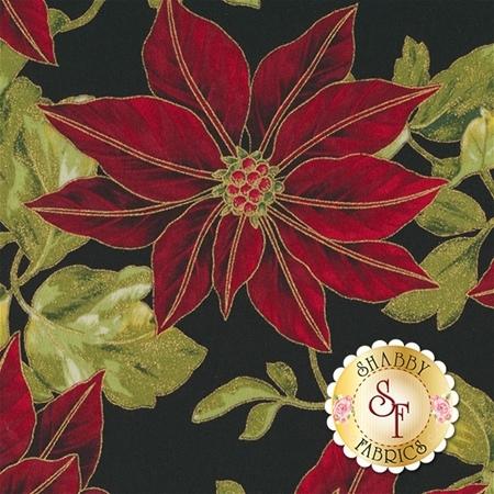 Winter Blossom P7608-4G by Hoffman Fabrics