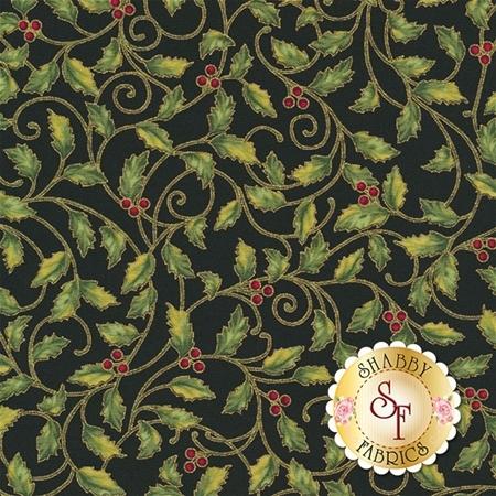 Winter Blossom  P7612-4G by Hoffman Fabrics