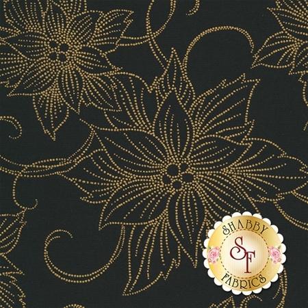 Winter Blossom P7616-4G by Hoffman Fabrics