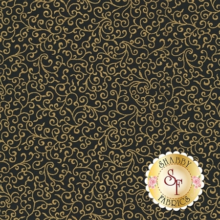 Winter Blossom P7618-4G by Hoffman Fabrics