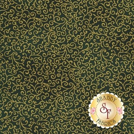 Winter Blossom P7618-60G by Hoffman Fabrics