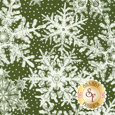Winter Twist 6WT-3 by Jason Yenter from In The Beginning Fabrics