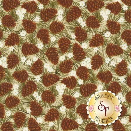 Winter Wonderland 4653-70 by Cheryl Haynes for Benartex Fabrics