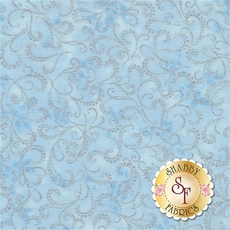 Winter's Grandeur 5 16583-254 by Robert Kaufman Fabrics