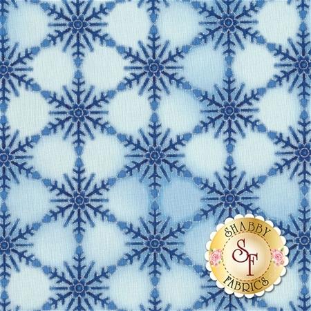 Winter's Grandeur 5 16587-254 Frost by Robert Kaufman Fabrics