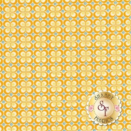 Wistful Winds C5443-ORANGE by Riley Blake Designs