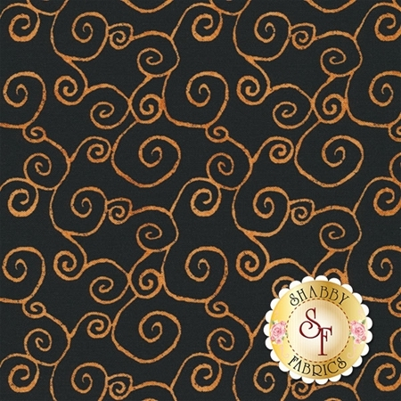 Witchy 3706-99 Swirl by Studio E Fabrics