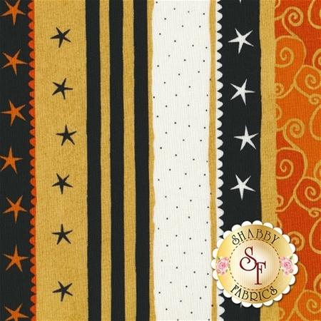 Witchy 3707-39 Stripe by Studio E Fabrics