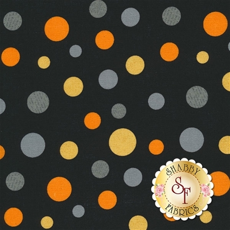 Witchy 3709-99 Dot by Studio E Fabrics