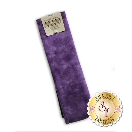 Hand Dyed Wool PRI 5048 Wood Violet Solid by Primitive Gatherings for Moda Fabrics