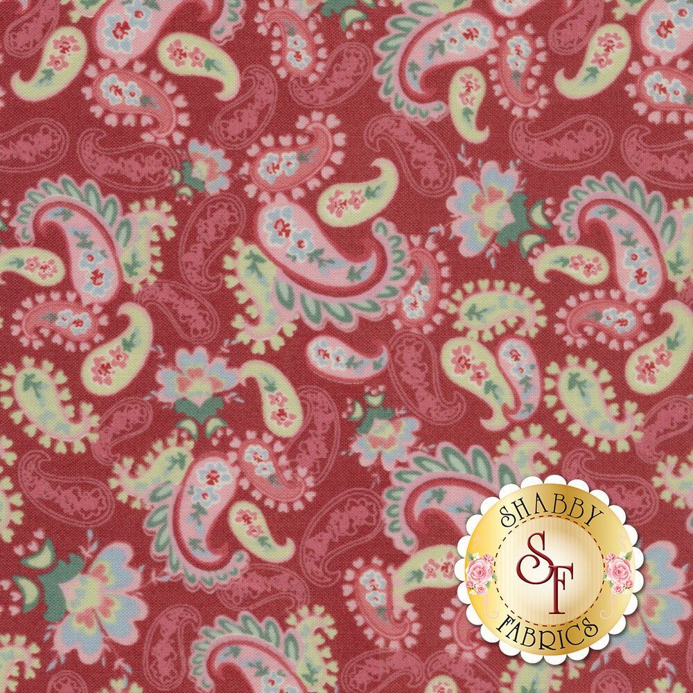 Woodland Rose 31802-30 for Lecien Fabrics