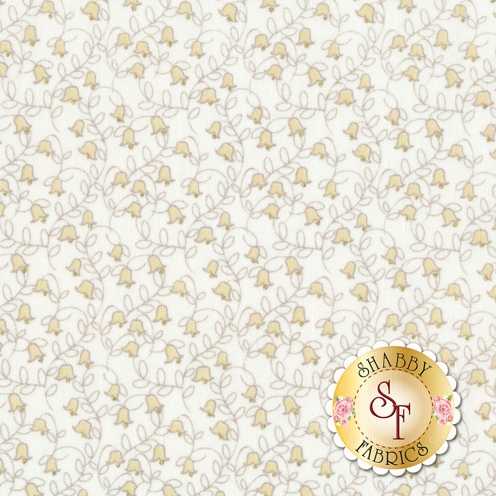 Woodland Rose 31803-10 for Lecien Fabrics