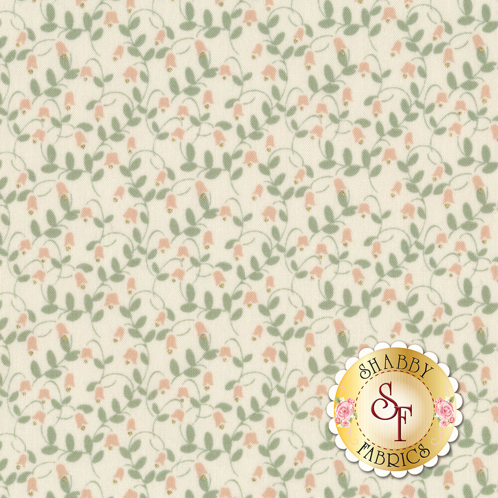 Woodland Rose 31803-11 for Lecien Fabrics