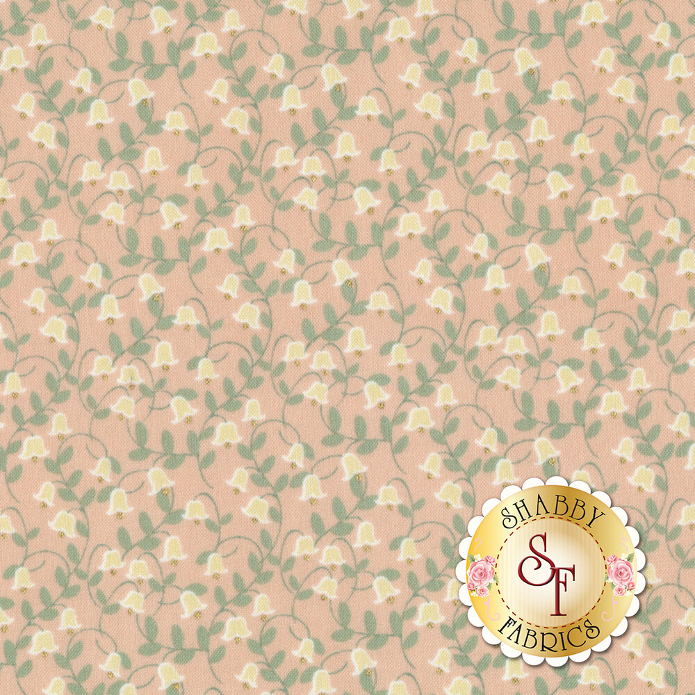 Woodland Rose 31803-12 for Lecien Fabrics