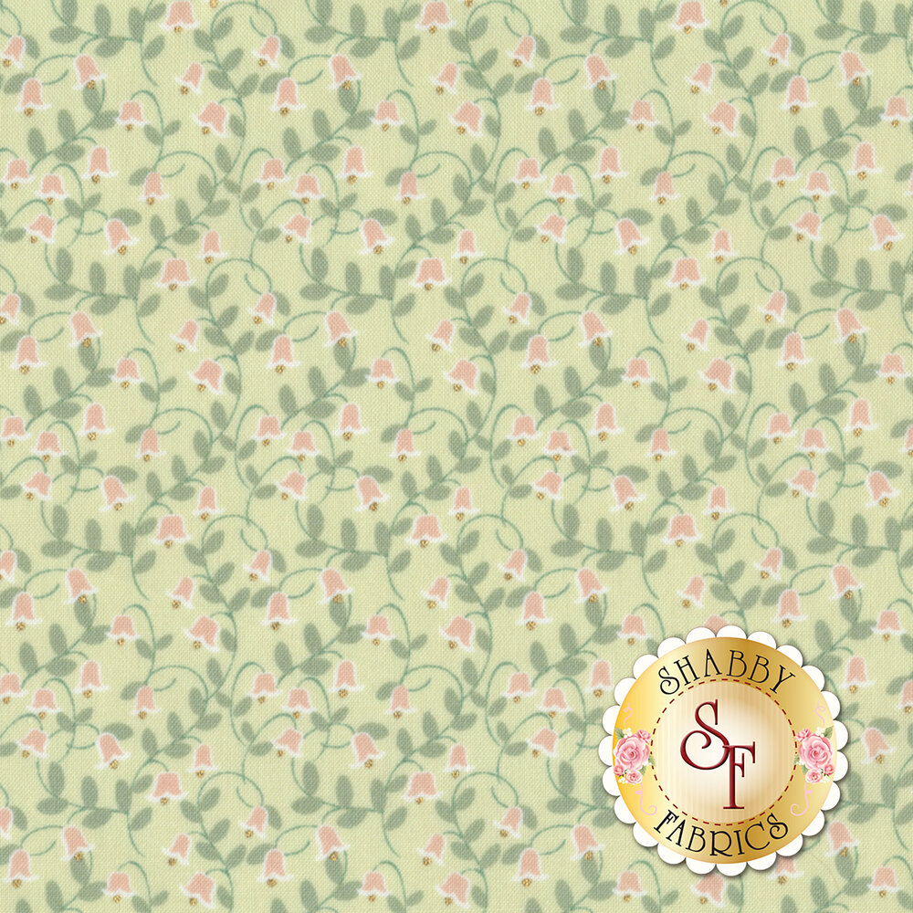 Woodland Rose 31803-60 for Lecien Fabrics